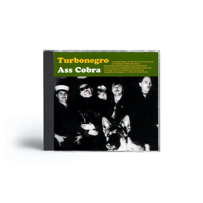 Turbonegro - Ass Cobra CD - Nordic Music Merch