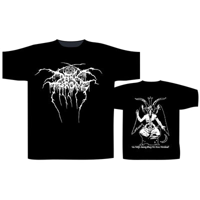 Darkthrone 'Baphomet' T-Shirt - Nordic Music Merch