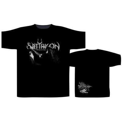 "Satyricon ""Age Of Nero"" T-Shirt - Nordic Music Merch"