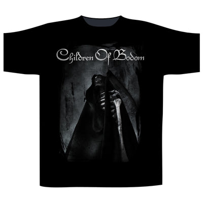 "Children Of Bodom ""Fear The Reaper"" T-Shirt - Nordic Music Merch"