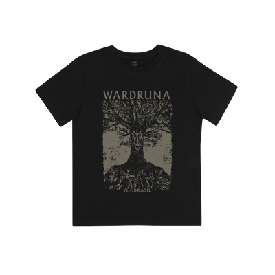 Wardruna - Yggdrasil Kids T-Shirt - Nordic Music Merch