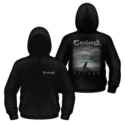 Enslaved - Utgard Zipper Hoodie - Nordic Music Merch