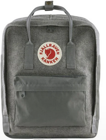 Re-Wool Kanken - Granite Grey