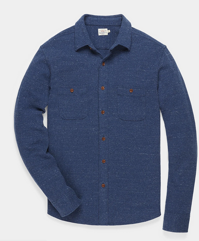 Alpine Knit - Navy