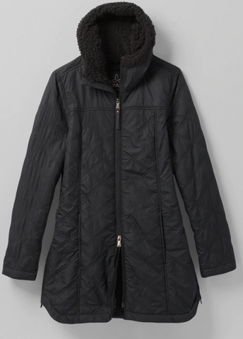 Esla Coat Blk