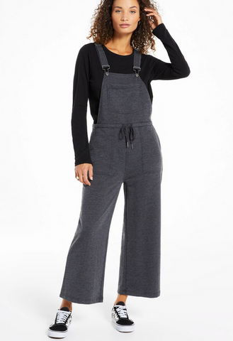 Cinch Overalls Blk
