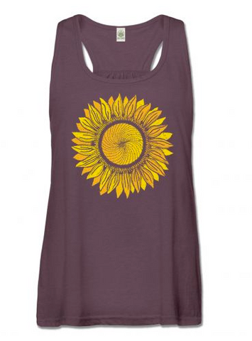 Sunflower Tank