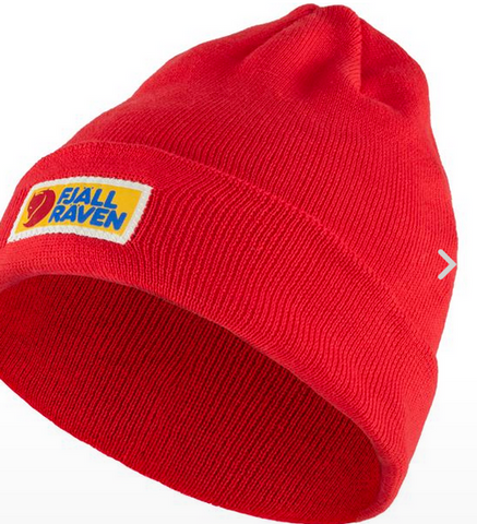 Vardag Beanie - True Red