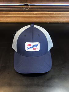 "Covered Bridge GC ""Retro Patch"" Mesh Cap"