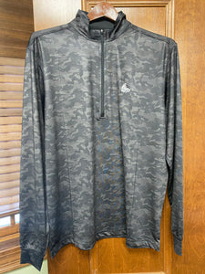 "Covered Bridge GC x Straight Down ""Bunker"" 1/4 Zip"