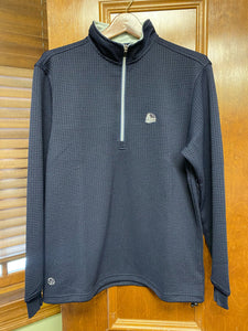 "Covered Bridge GC x Straight Down ""Waffle"" 1/4 Zip"
