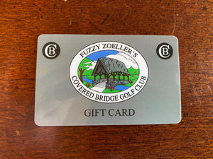 $50 Gift Certificate (Covered Bridge)