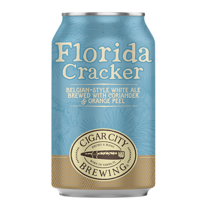 Cigar City, Florida Cracker Belgian-style White Ale