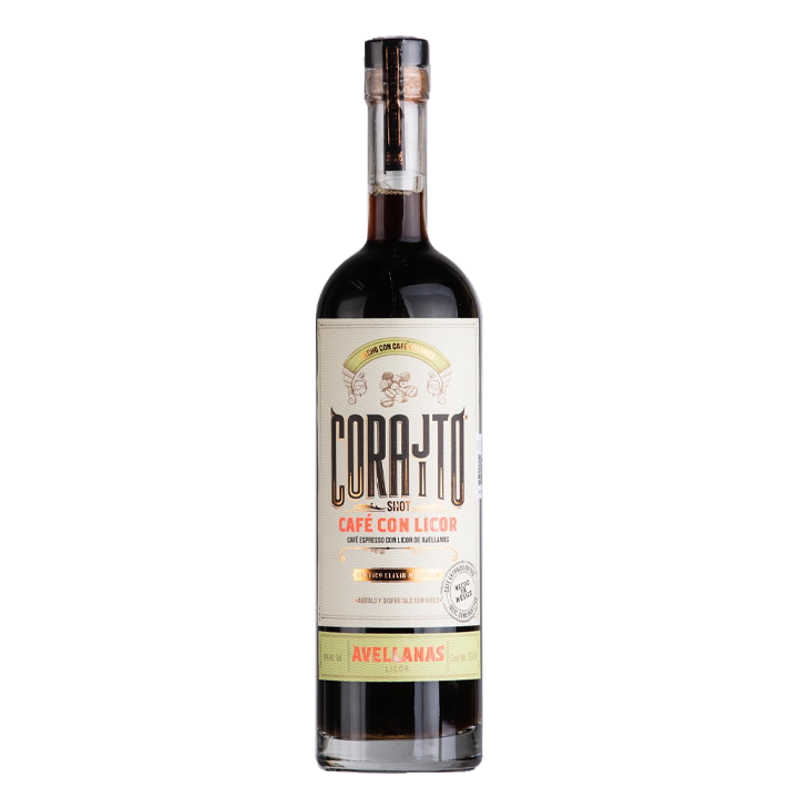 Corajito Avellanas 750ml 18%