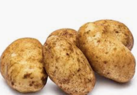 Washed Mids Potatoes