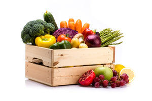 Mixed fruit and Vegetable Box - £16