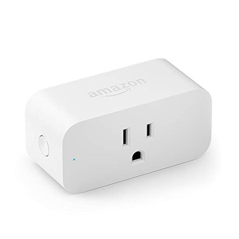 Amazon Smart Plug (Works with Alexa)