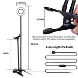 Webcam Light Stand for Logitech Cameras