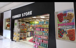 corner store popcorn and bubble tea store inside cherryvale mall