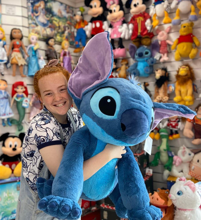 Disney Plush collectables!