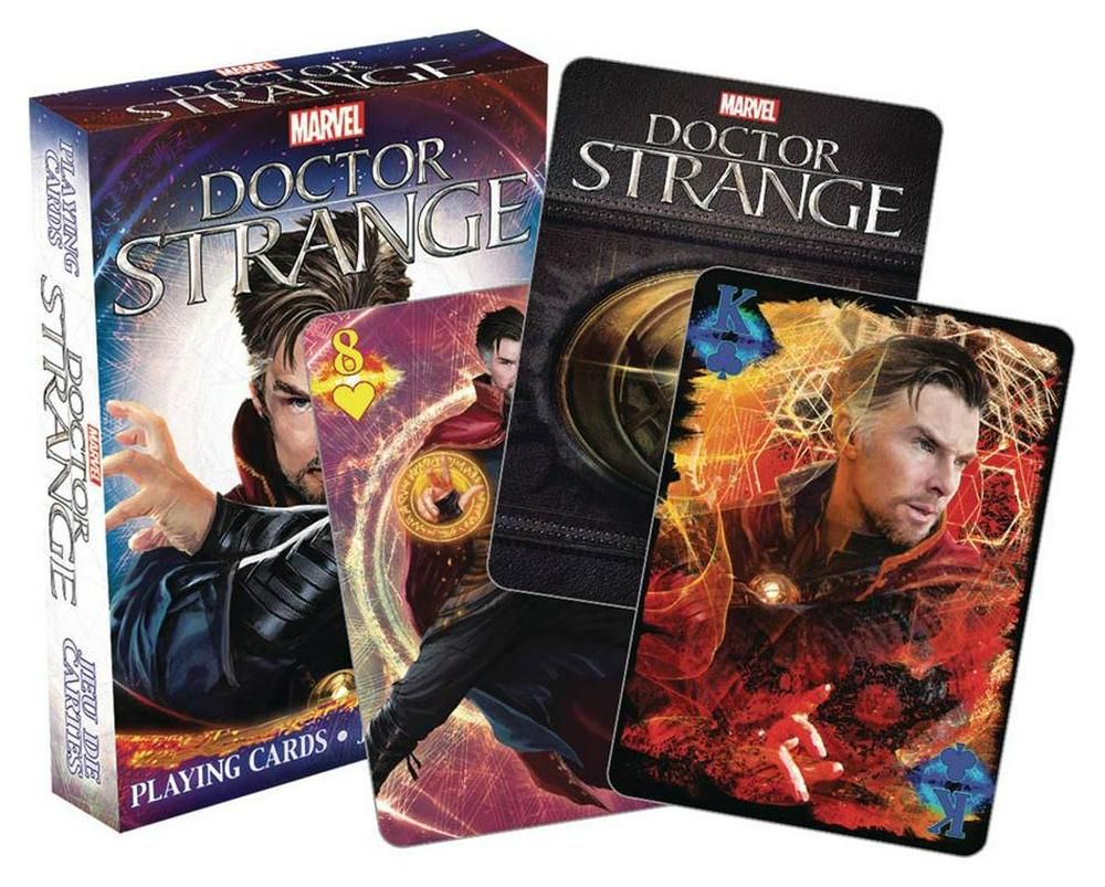 Marvel - Doctor Strange Movie Playing Cards