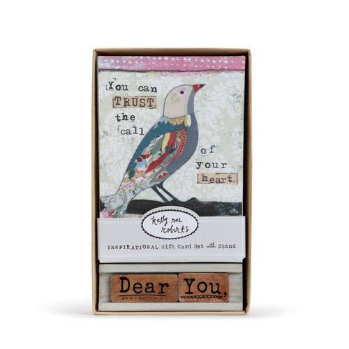Dear You Art Card Set with Stand