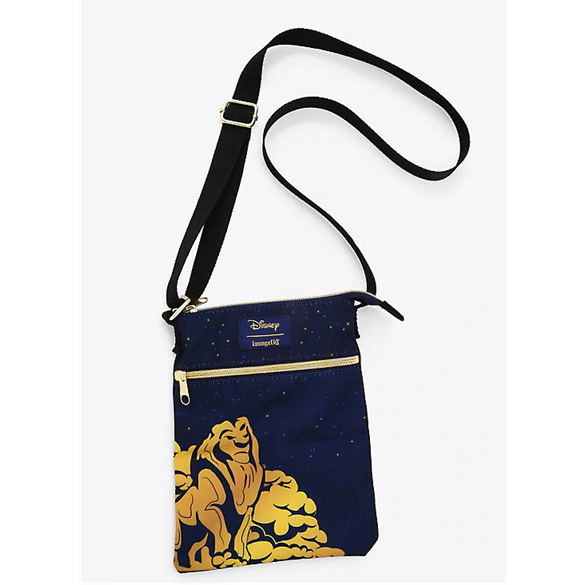 Loungefly Disney Lion King Remember Passport Crossbody Bag