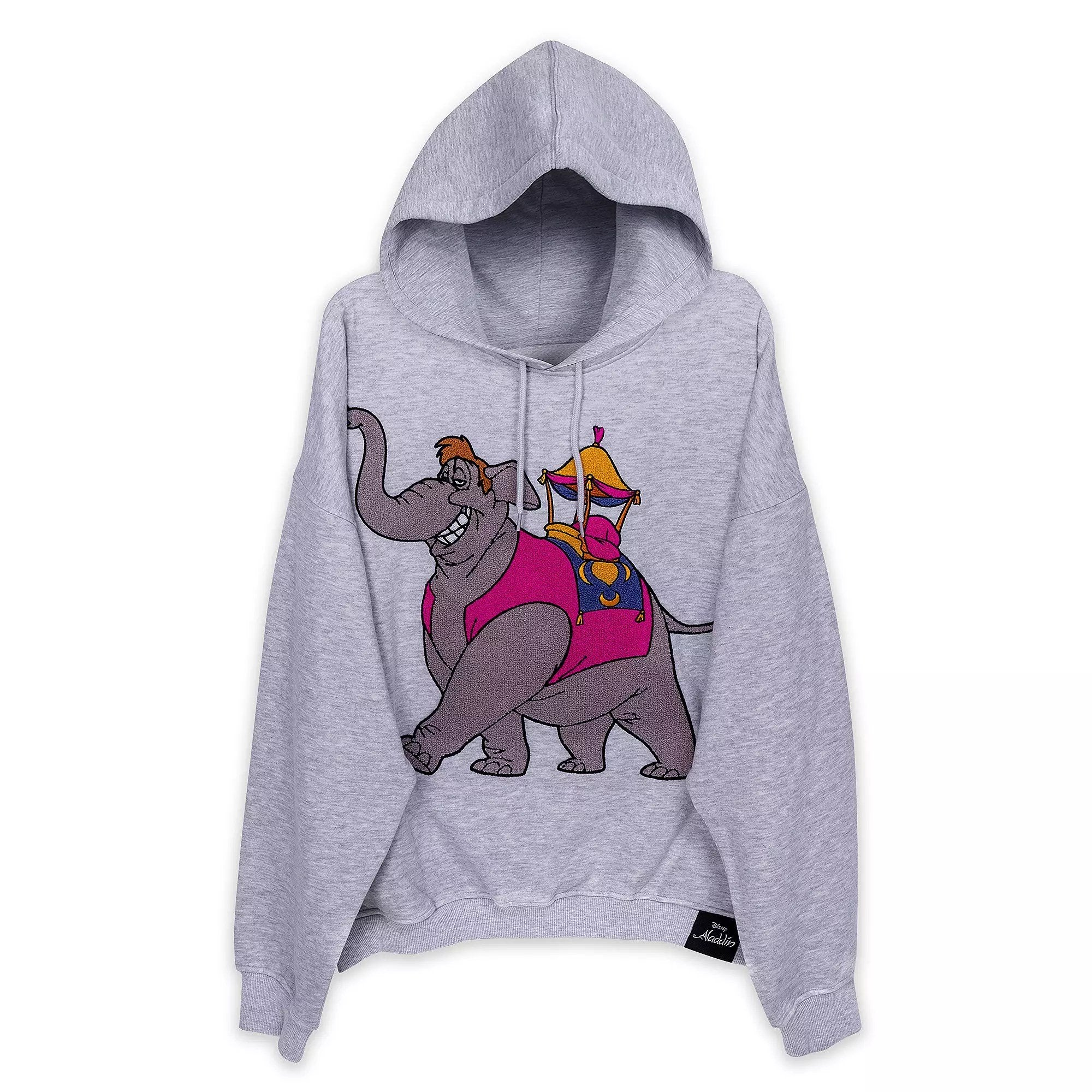 Abu as Elephant Pullover Hoodie for Adults – Aladdin – Oh My Disney