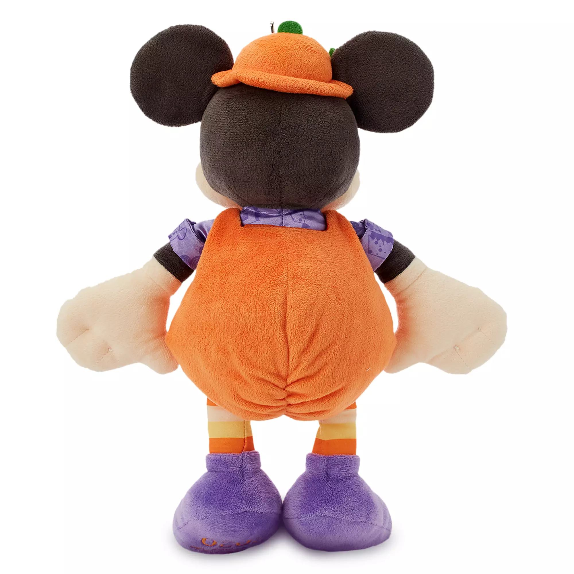 Mickey Mouse Halloween Plush
