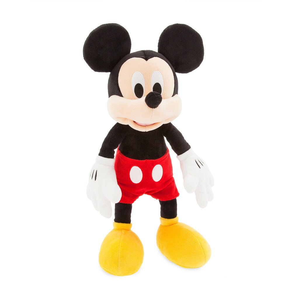 Mickey Mouse Plush - Medium