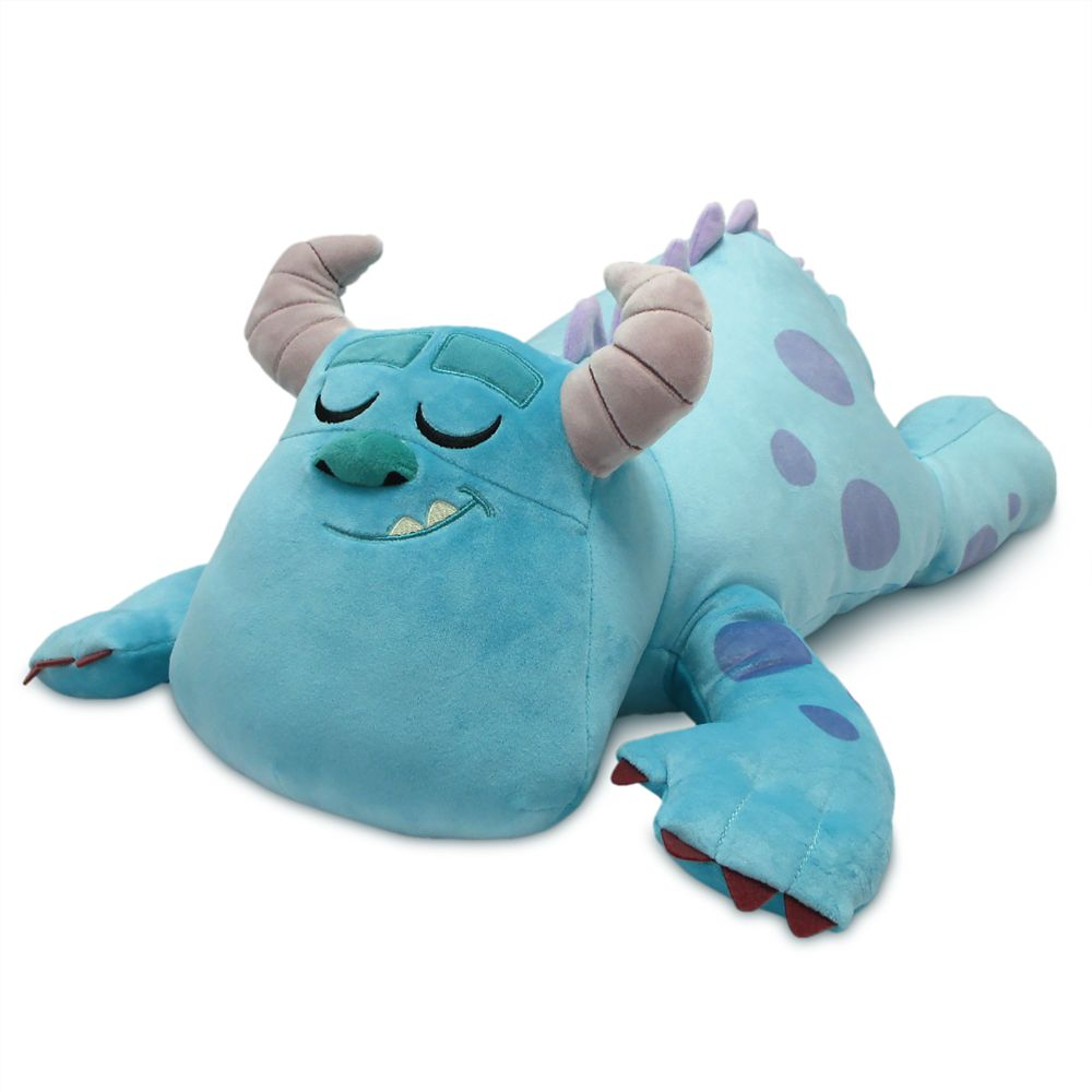 Sulley Cuddleez Plush – Monsters, Inc