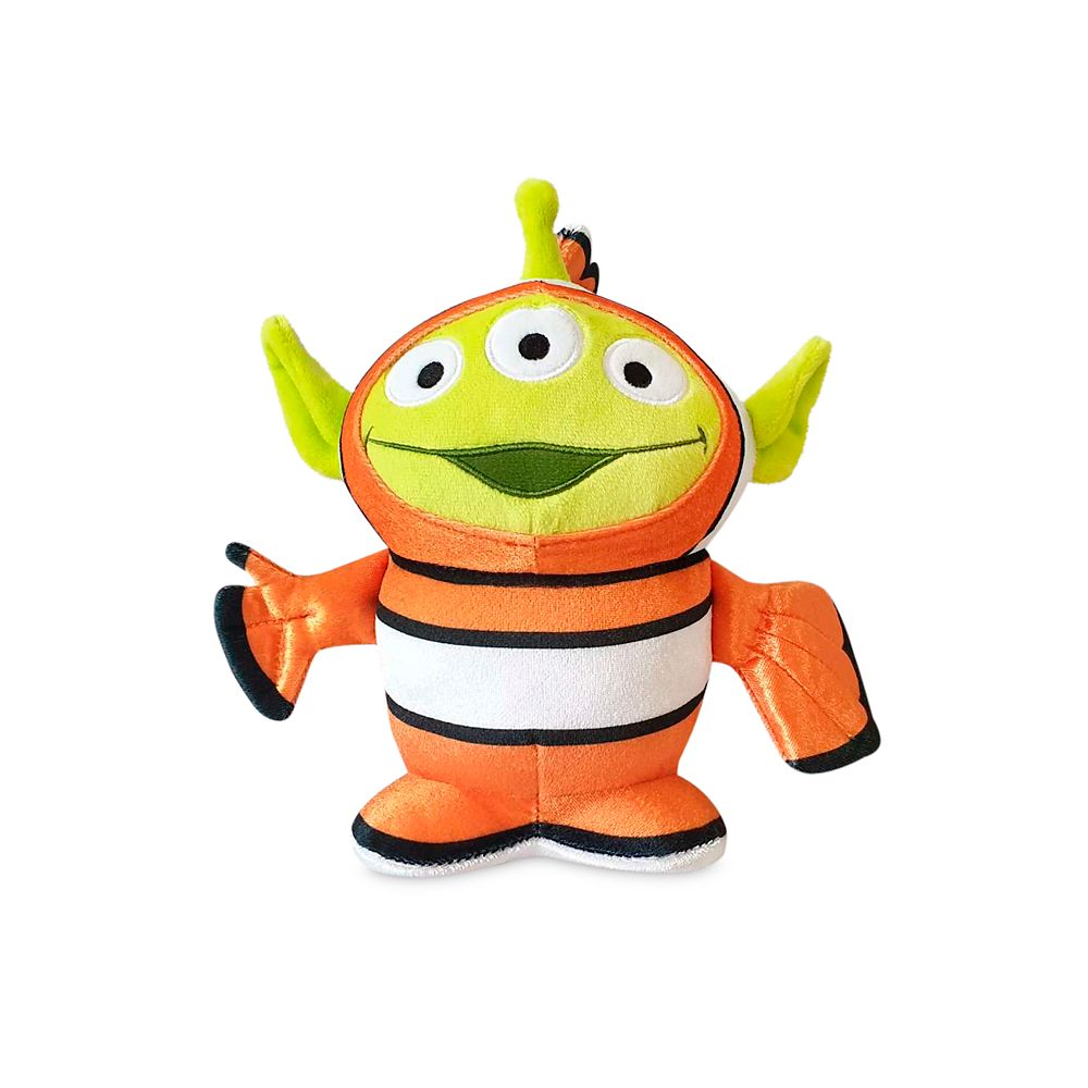 Toy Story Alien Pixar Remix Plush – Nemo – Limited Release