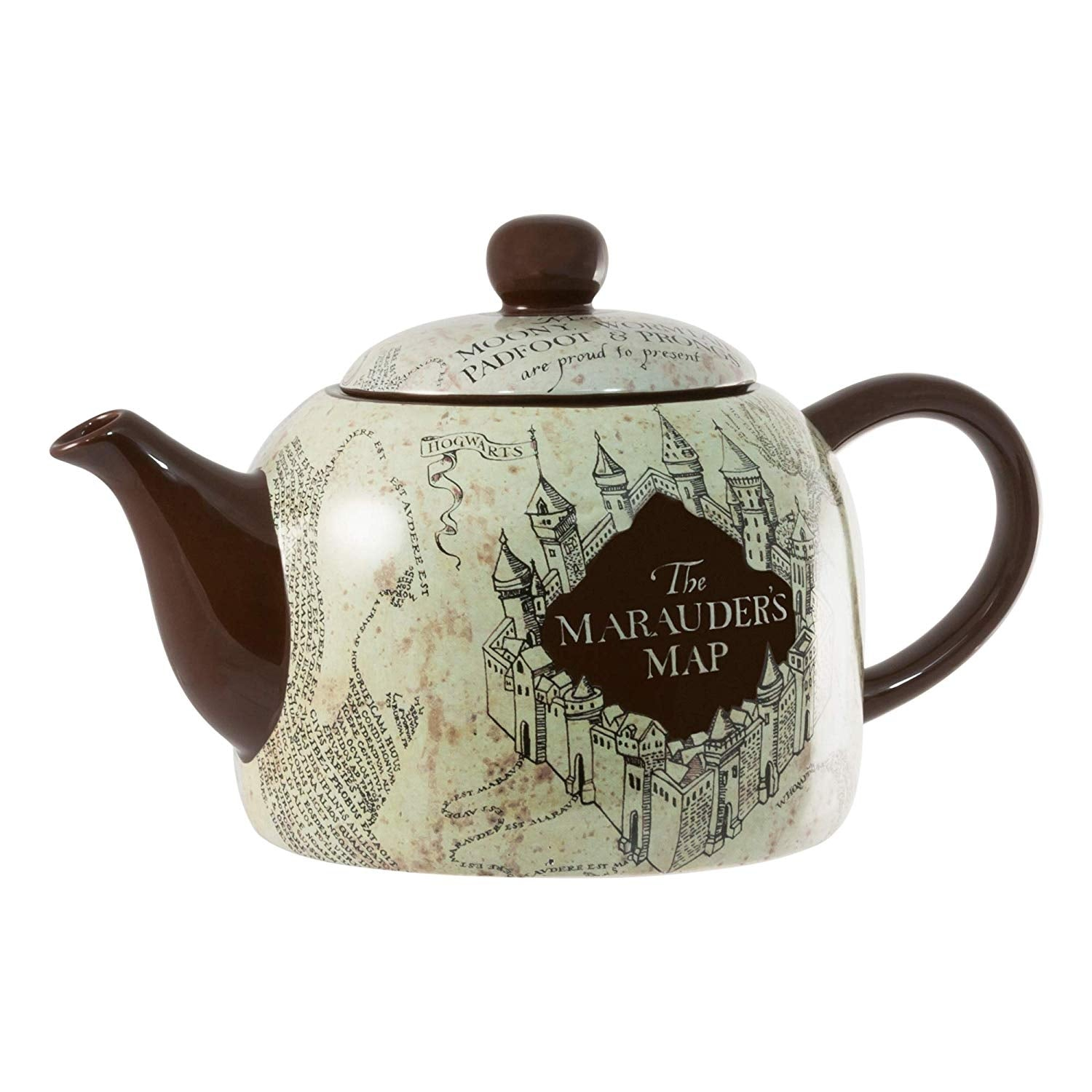Harry Potter Marauder's Map Teapot
