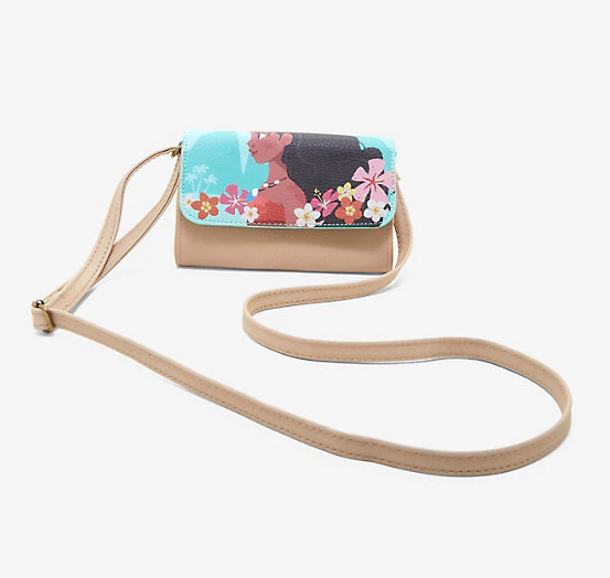 Loungefly Disney Moana Cross Bag