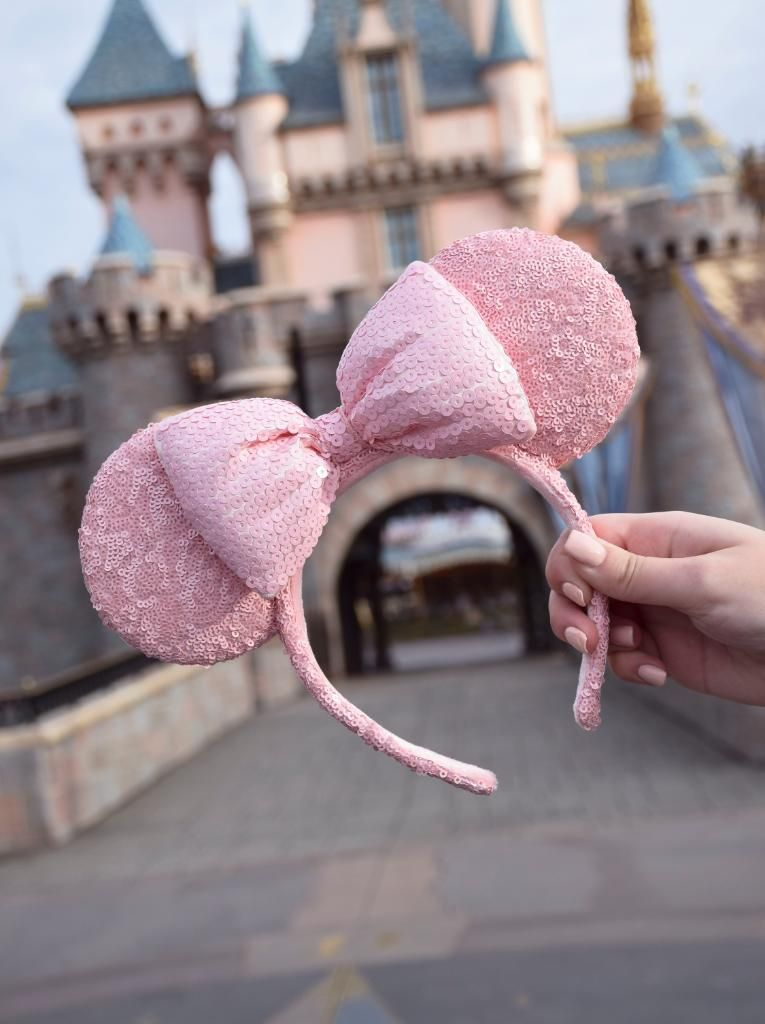Disney Pink Minnie Ears
