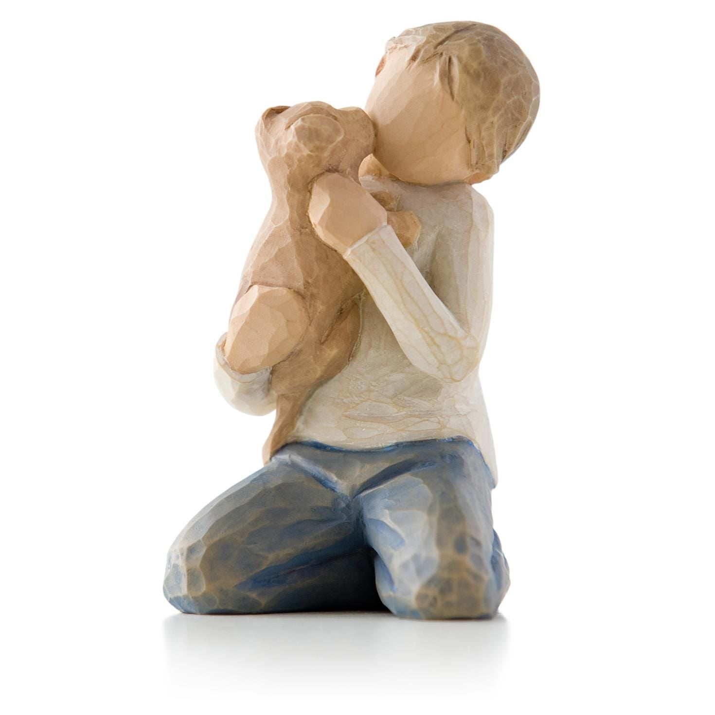 Kindness Boy - Willow Tree Figurine