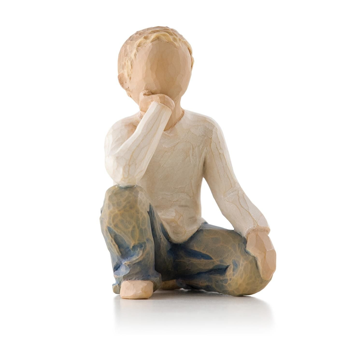 Inquisitive Child - Willow Tree Figurine