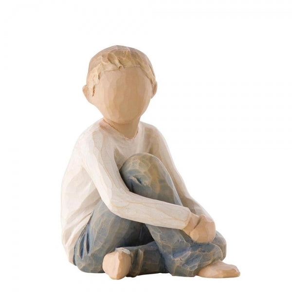 Caring Child - Willow Tree Figurine