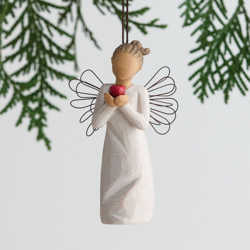 You're The Best   Hanging Willow Tree Figurine
