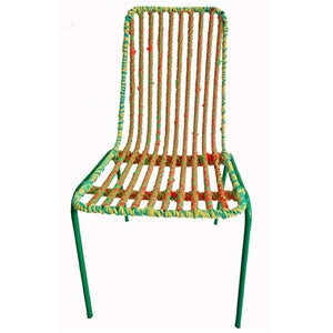 Saffron Chair - Recycled and Handmade Furniture