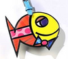 Fish Luggage Tag - Britto