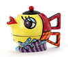 Tea For One Set-Fish Britto