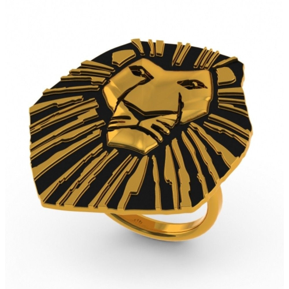 Disney Mufasa Ring - size 7