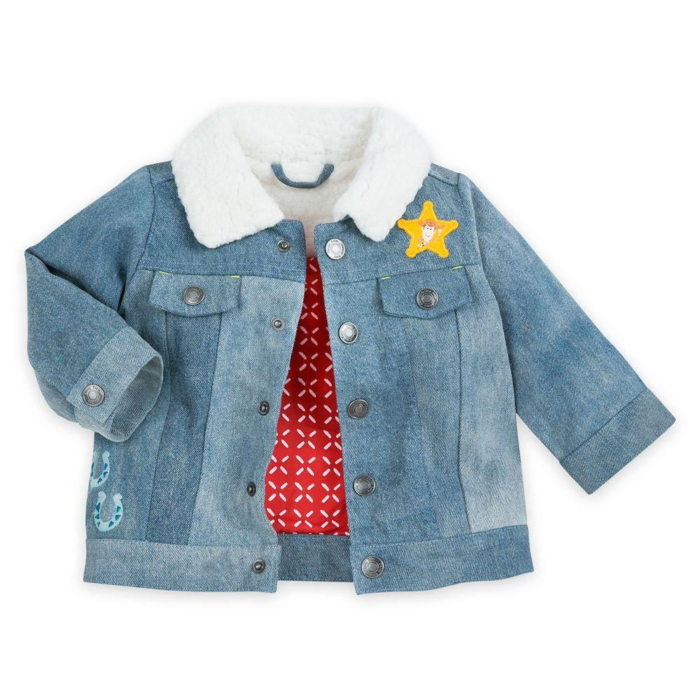 Toy Story Denim Jacket for Baby