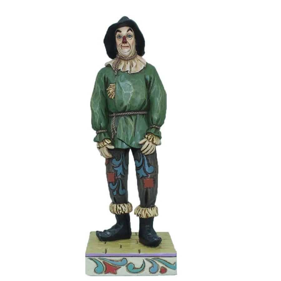 Scarecrow - Jim Shore Wizard of Oz Mini Figurine