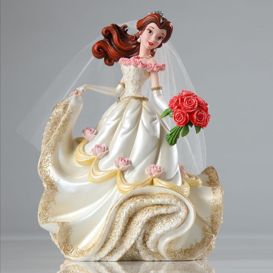 Belle Wedding - Disney Couture Showcase Figurine
