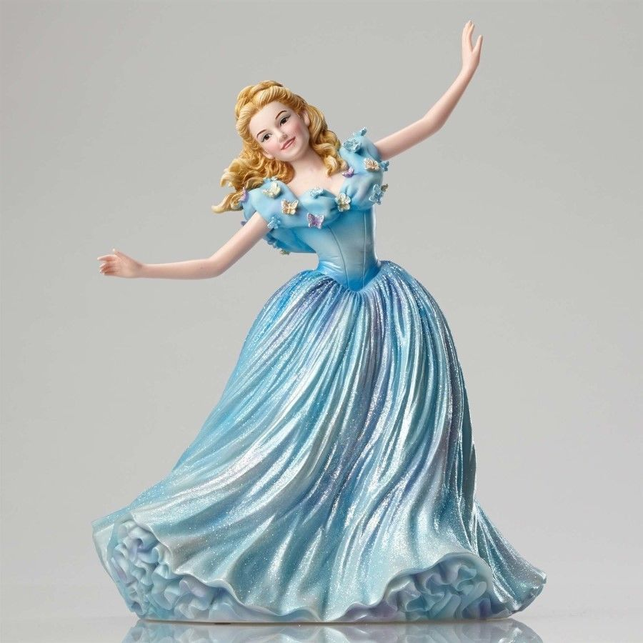 Cinderella Live Action Disney Showcase Figurine