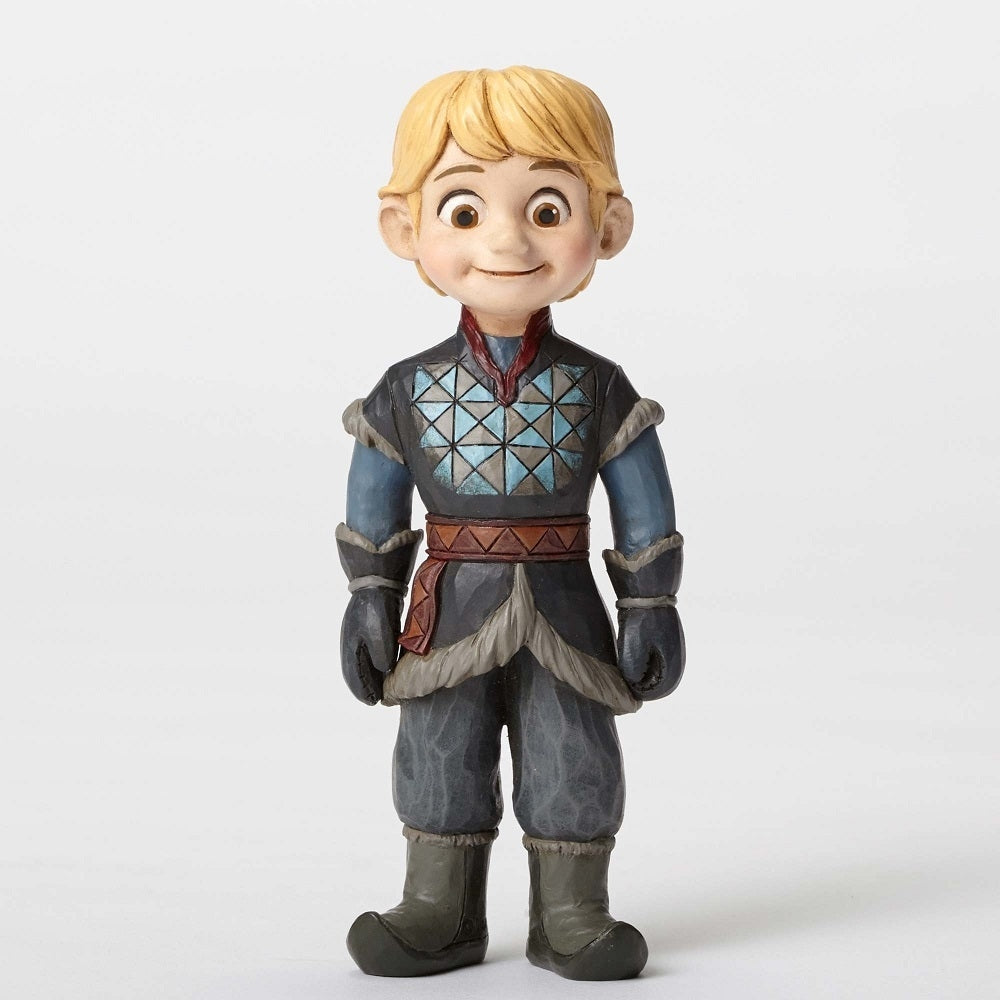 Young Kristoff - Jim Shore Disney Traditions Figurine