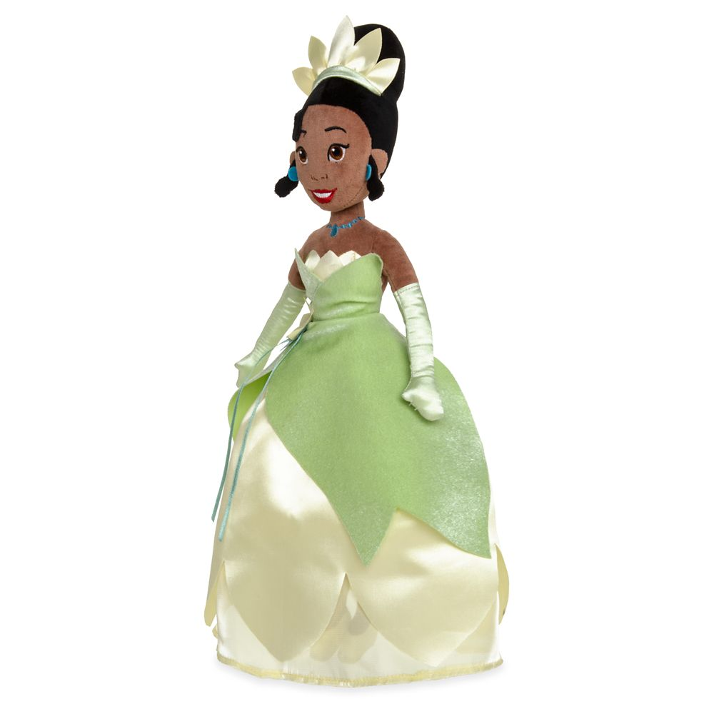 Disney Parks Tiana Plush Doll – The Princess and the Frog – Medium – 20''