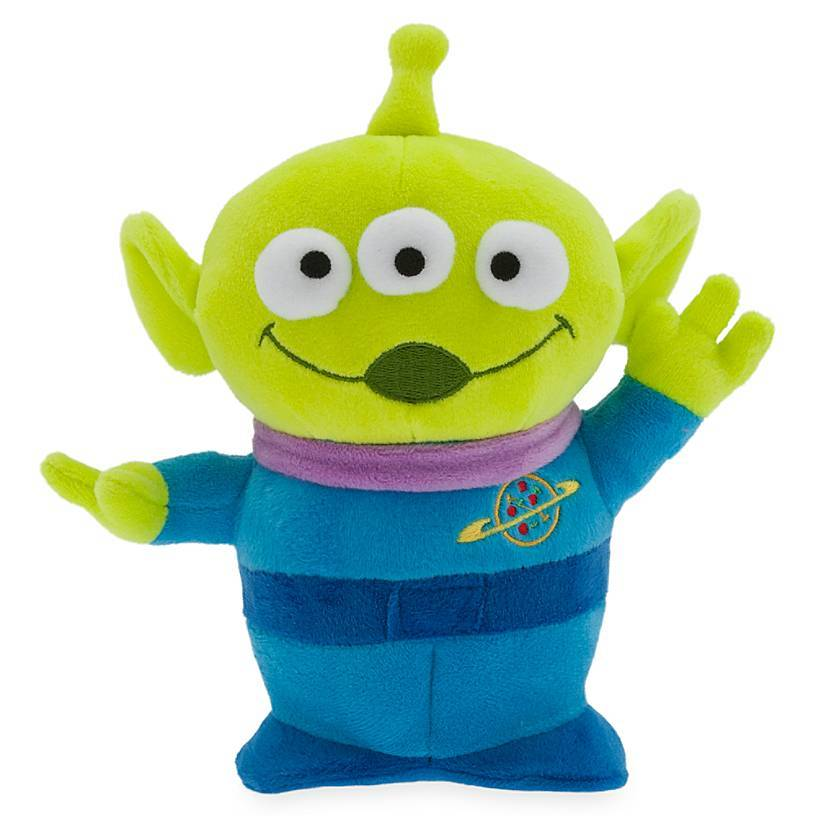 Disney Parks Toy Story Alien Plush – Toy Story 4 – Small